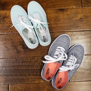 Mossimo Shoes Bundle of 2, Size 6